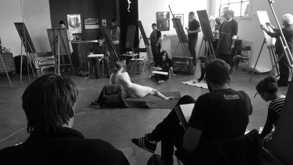 theartroom_lifedrawing_melbourne