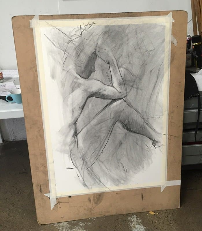 lifedrawing_melbourne_theartroom