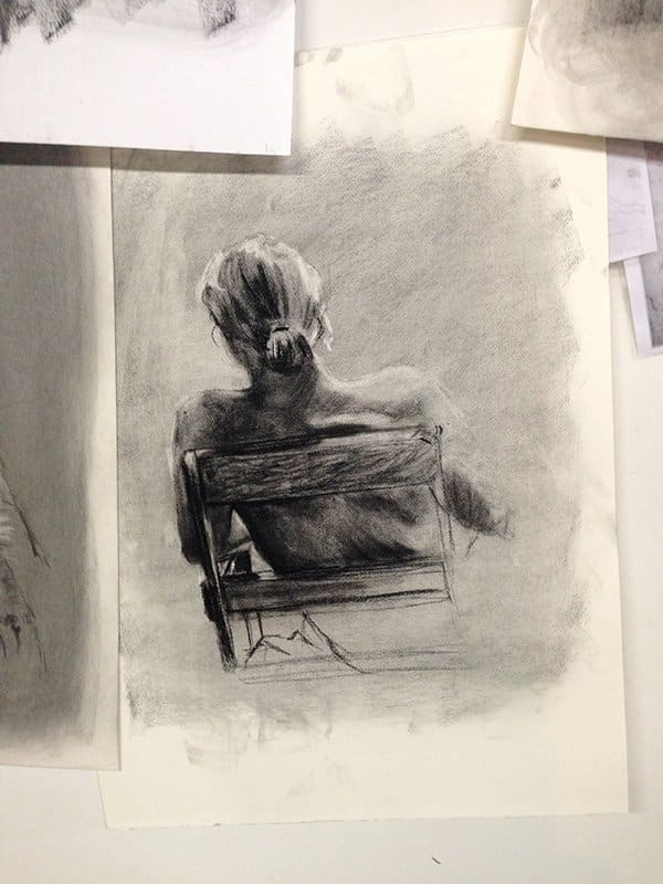 lifedrawing_course_melbourne_theartroom