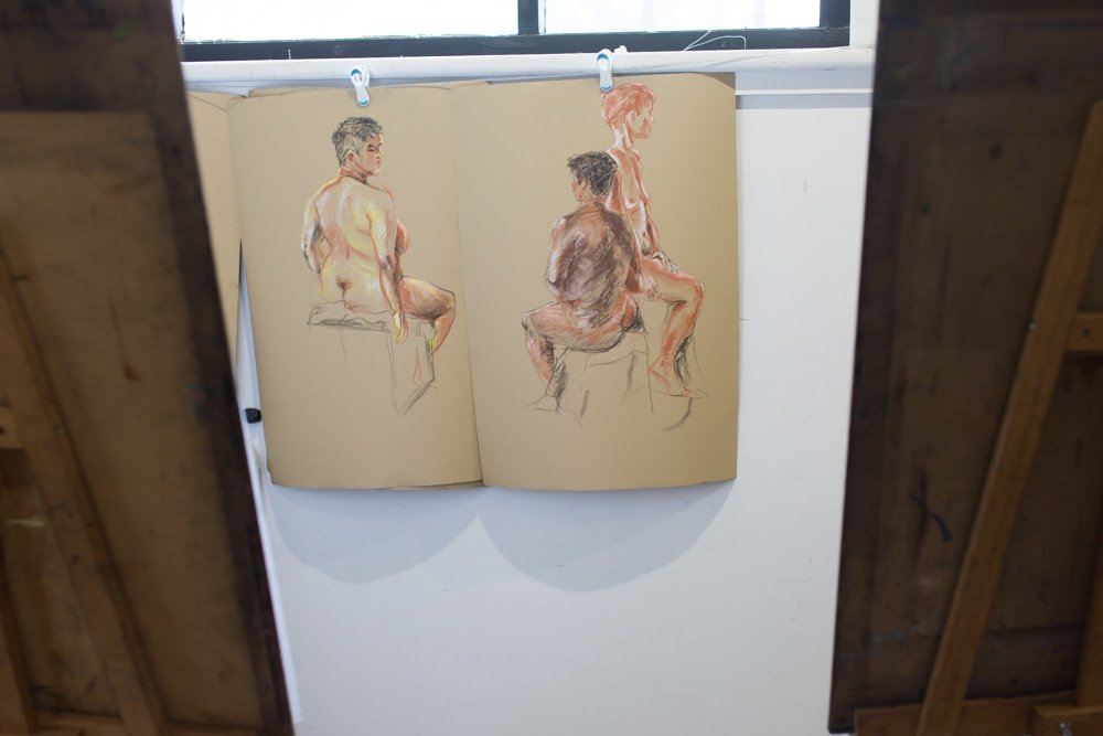 theartroom_lifedrawing_melbourne_dropin