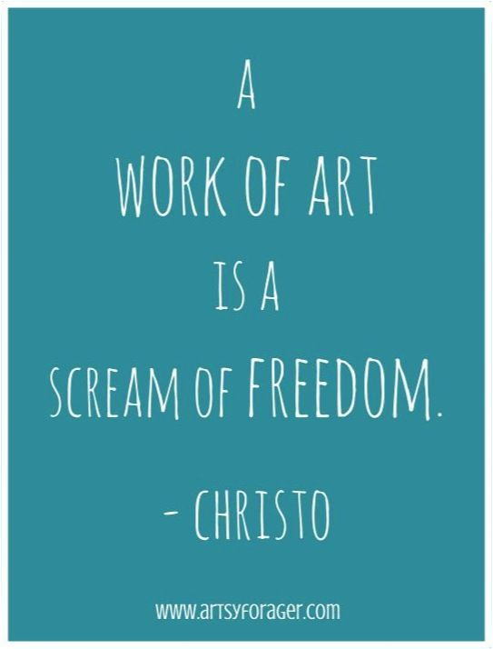 christo_quote_art