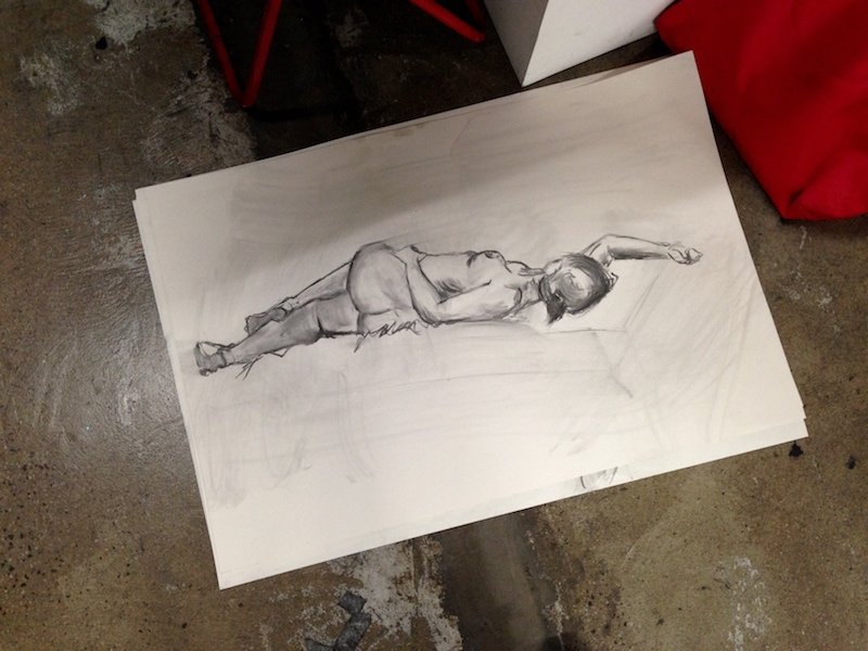 dropin_lifedrawing_theartroom_melbourne