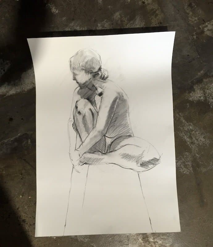 dropinlifedrawing_theartroom_melbourne