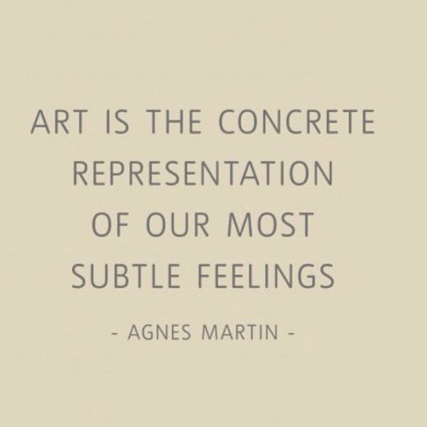 theartroom_agnesmartin_quote