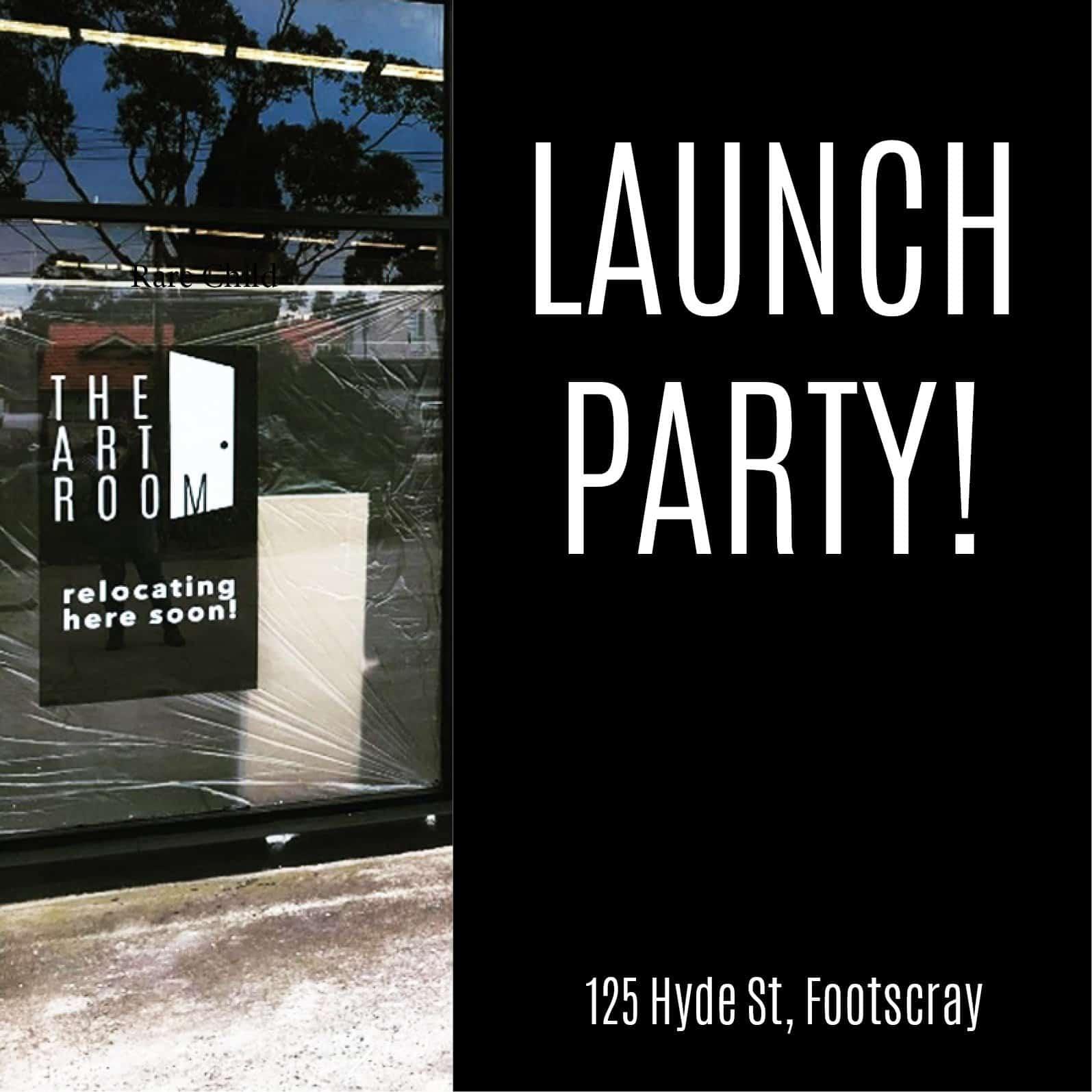 The Art Room - new studio launch party