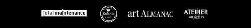 The Art Room Silver Sponsors: Total Maintenance, Sedonia , Art Almanac and Atlier