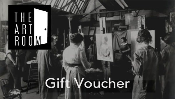 The Art Room Gift Voucher image