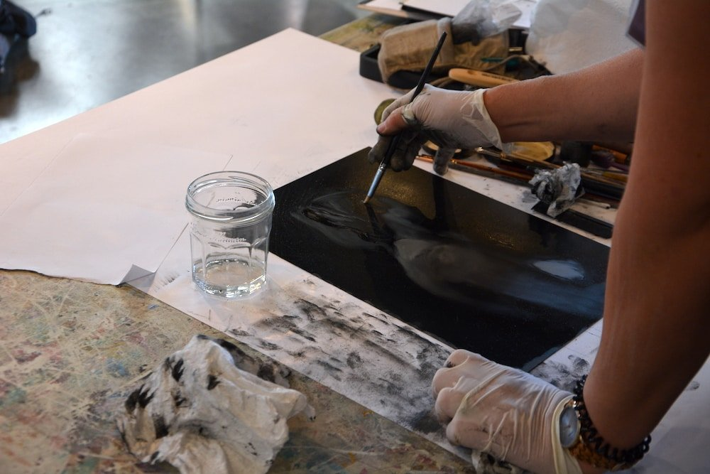 Monotype Printmaking Workshop