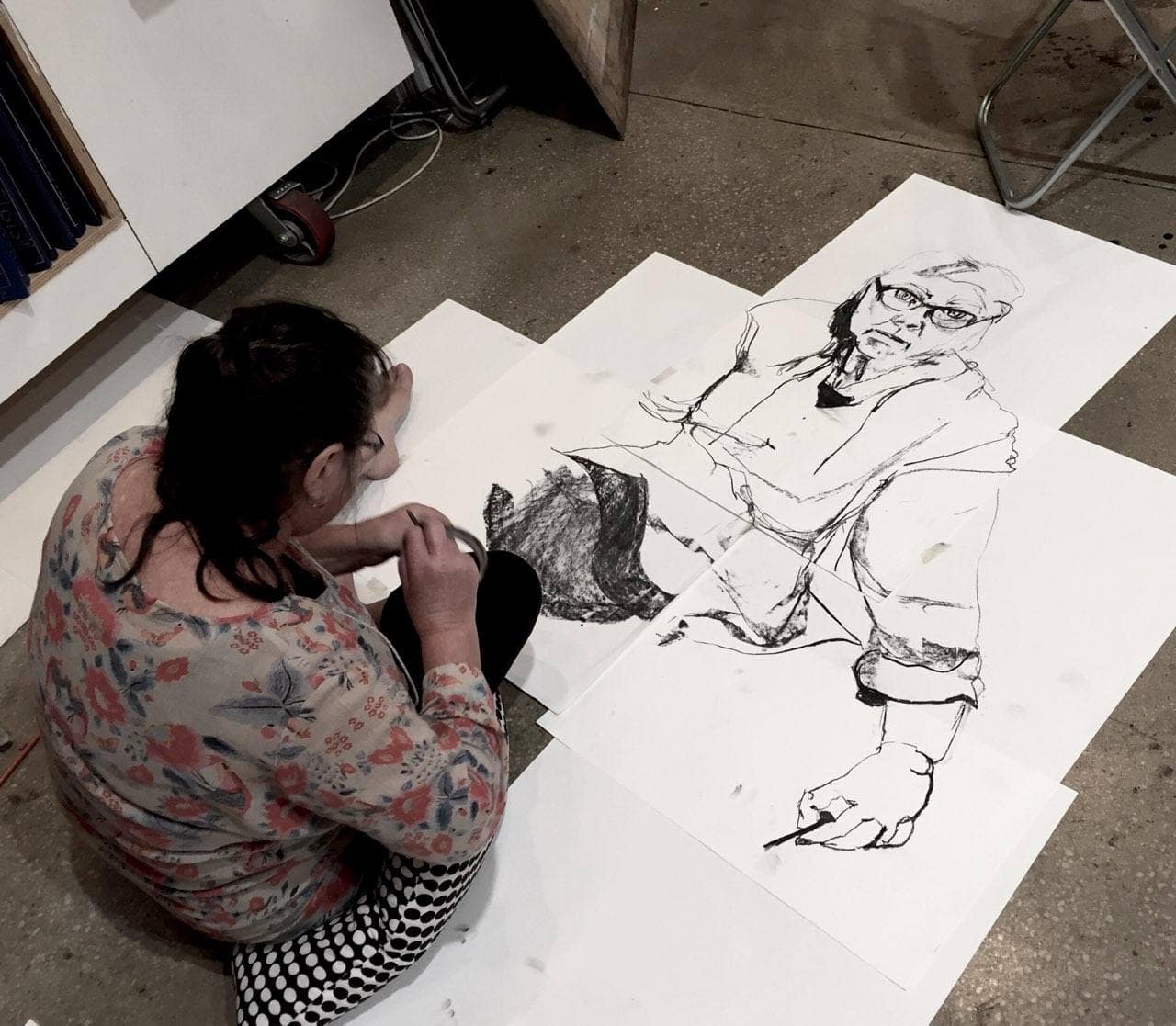 Intermediate Life Drawing Course