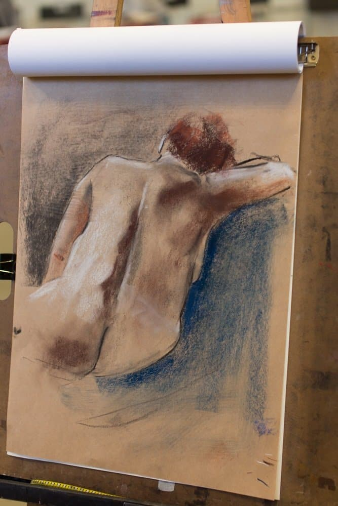 Life Drawing This Weekend