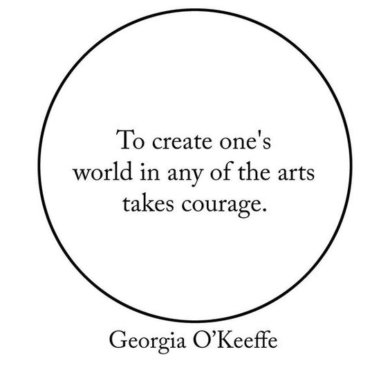 A Little Inspiration From Georgia
