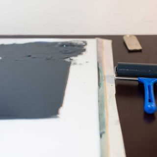 Etching – Intaglio Printing At The Art Room, Melbourne