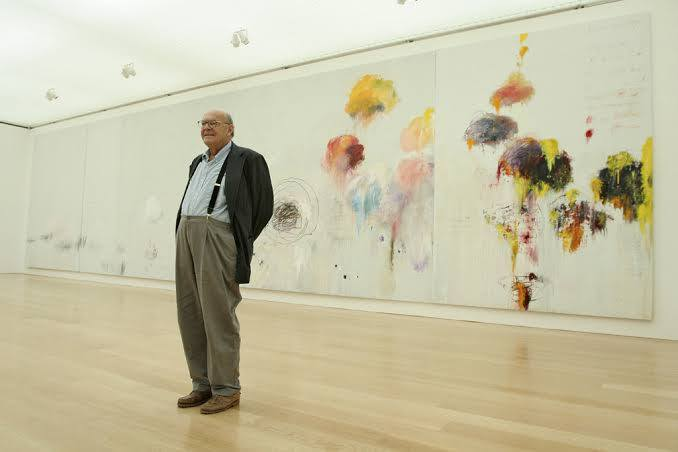 We Love – Cy Twombly