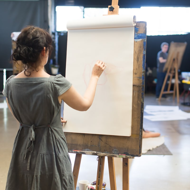 New Drawing Class For Teens
