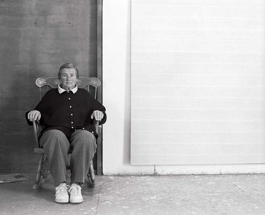 We Love – Agnes Martin