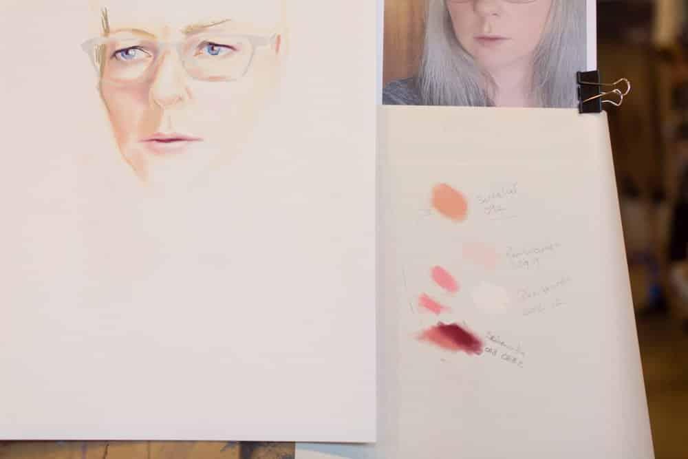 Pastels Workshop In Term 3