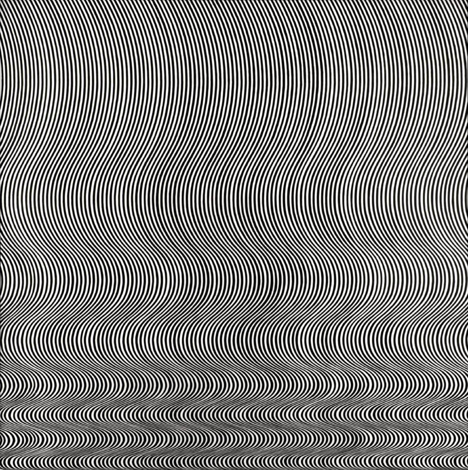 WE LOVE – BRIDGET RILEY