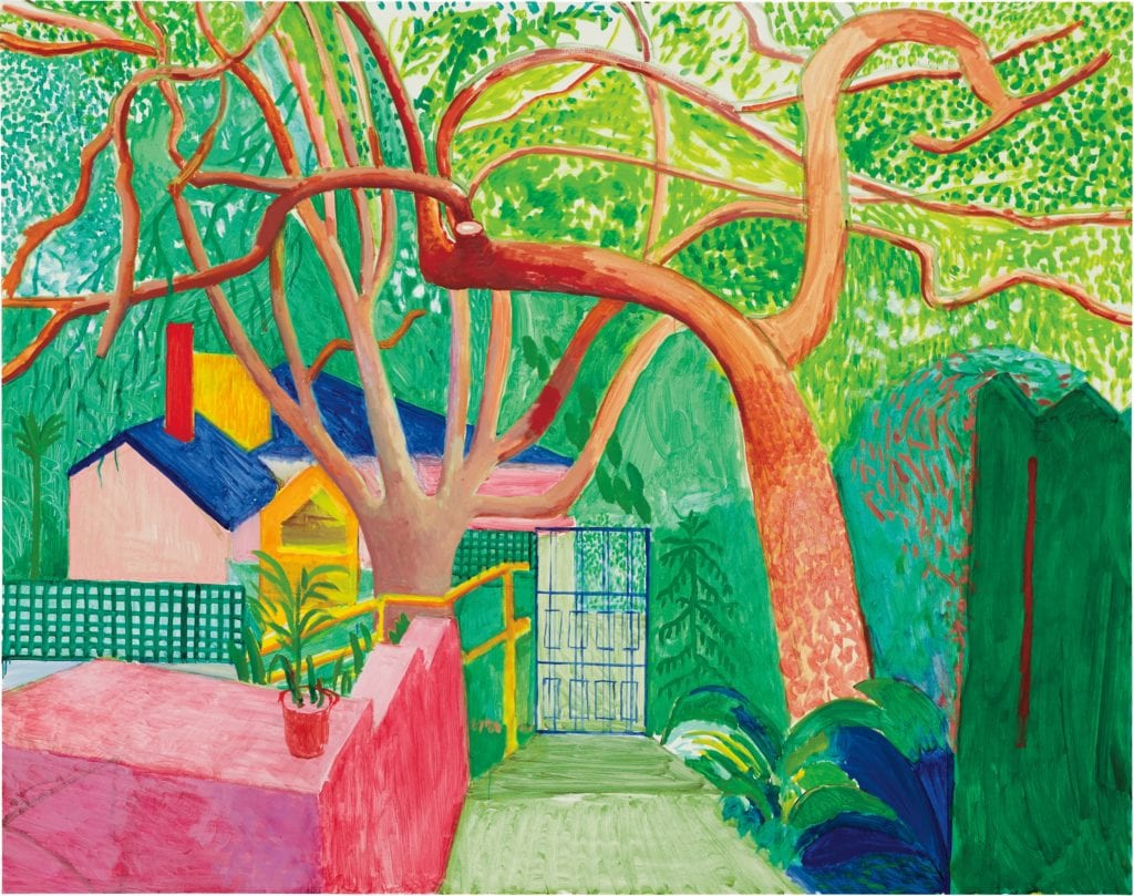 We Love – David Hockney