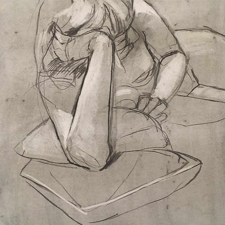 Life Drawing This Week