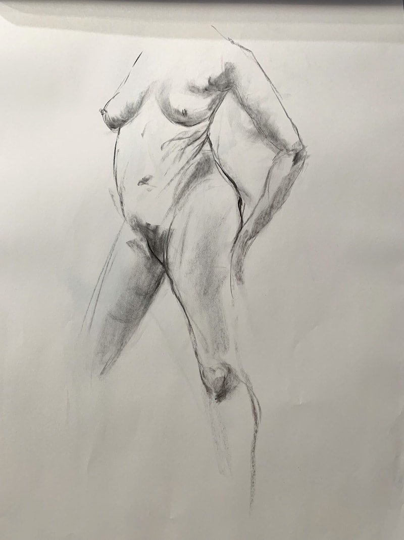 Casual Life Drawing This Wednesday