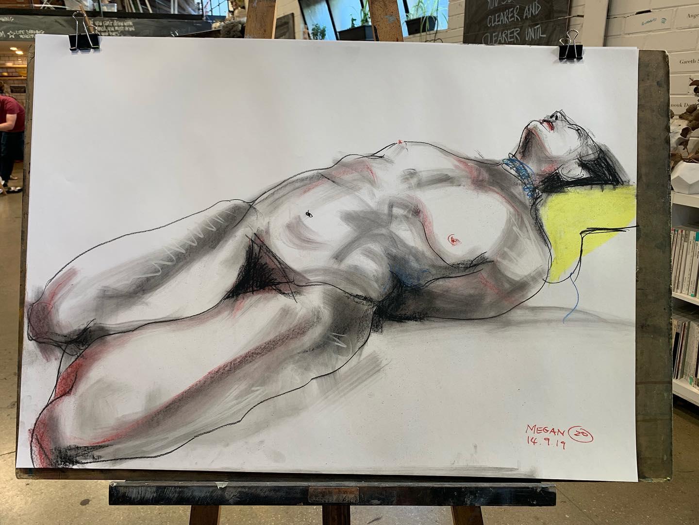 Casual Life Drawing – This Saturday