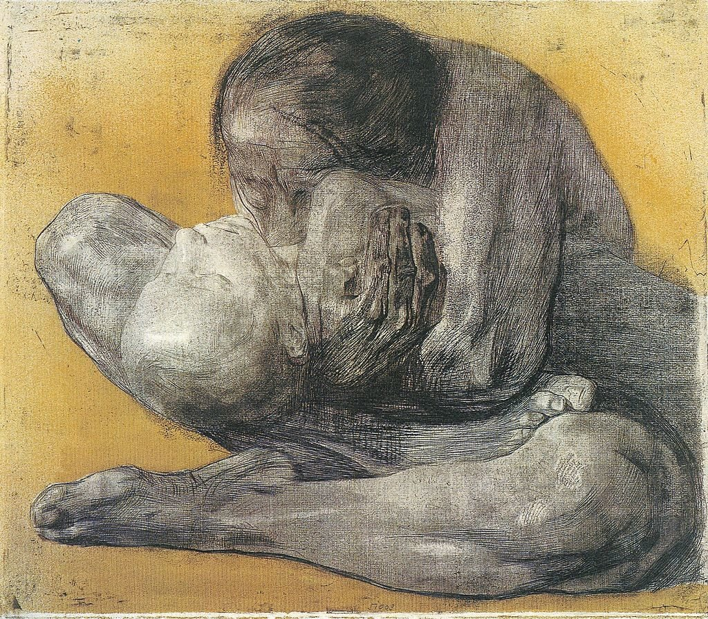 WE LOVE – KÄTHE KOLLWITZ