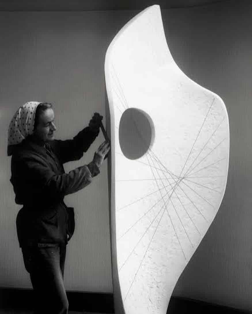 We Love – Barbara Hepworth