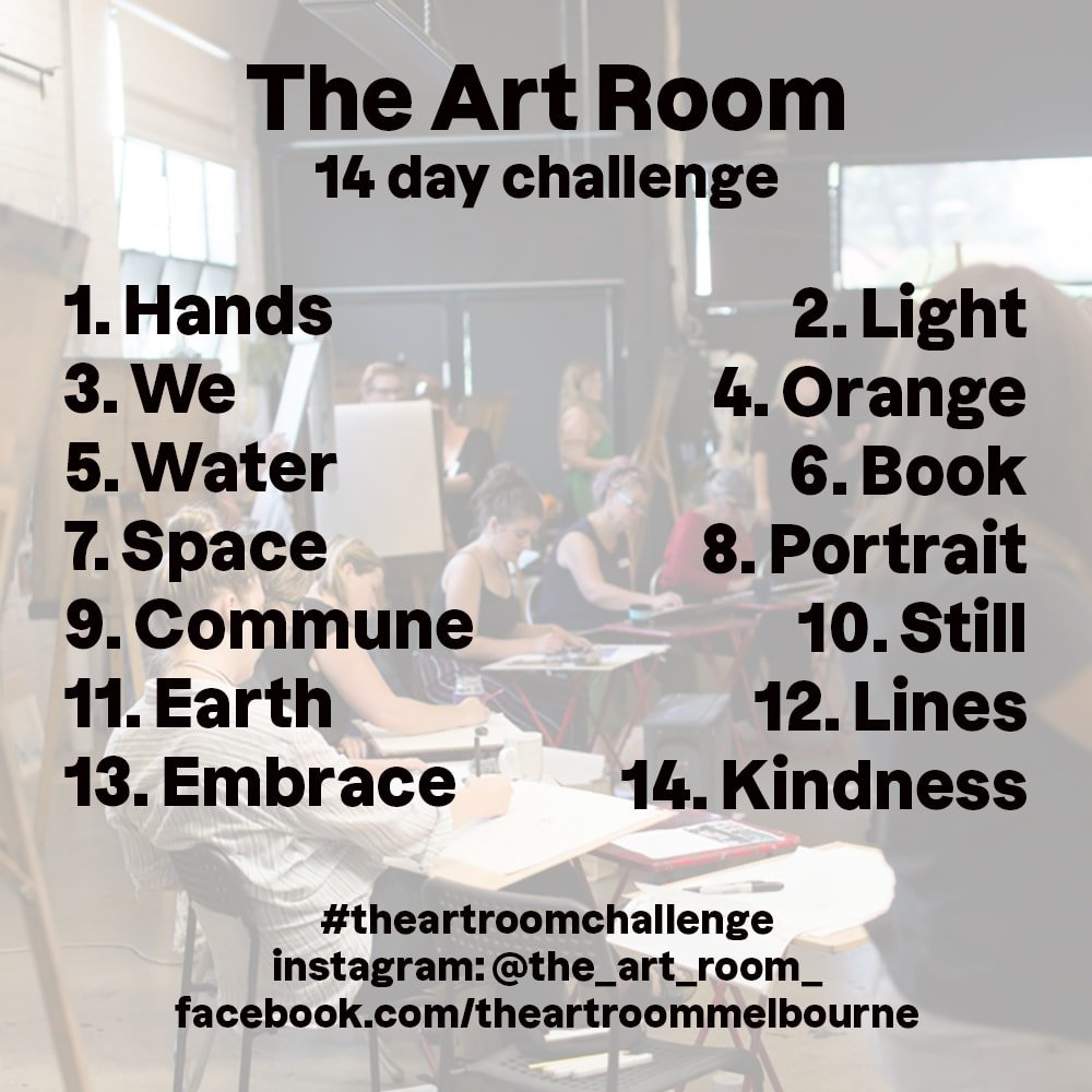 Our 14 Day Challenge!