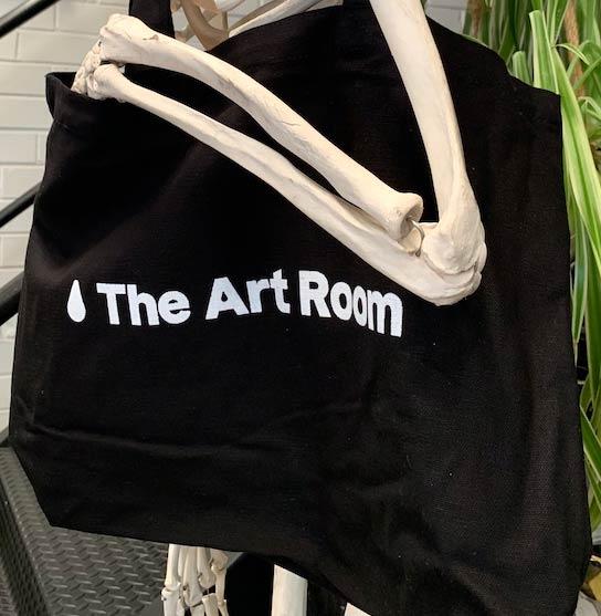 The Art Room Tote Bag