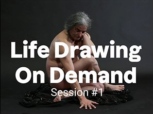 Life Drawing on Demand, Session 1 feature image